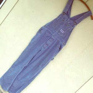 Vintage BIG SMITH overalls railroad Halloween